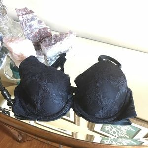 Victoria's Secret Lined Perfect Coverage Bra 36C